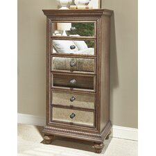 Deverel 6 Drawer Lingerie Chest by World Menagerie