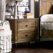 Mcville Nightstand by A&J Homes Studio