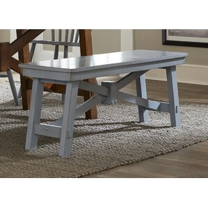 ellport wood dining bench. Interior Design Ideas. Home Design Ideas