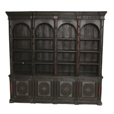 Wilmington Oversized Set Bookcase by MOTI Furniture