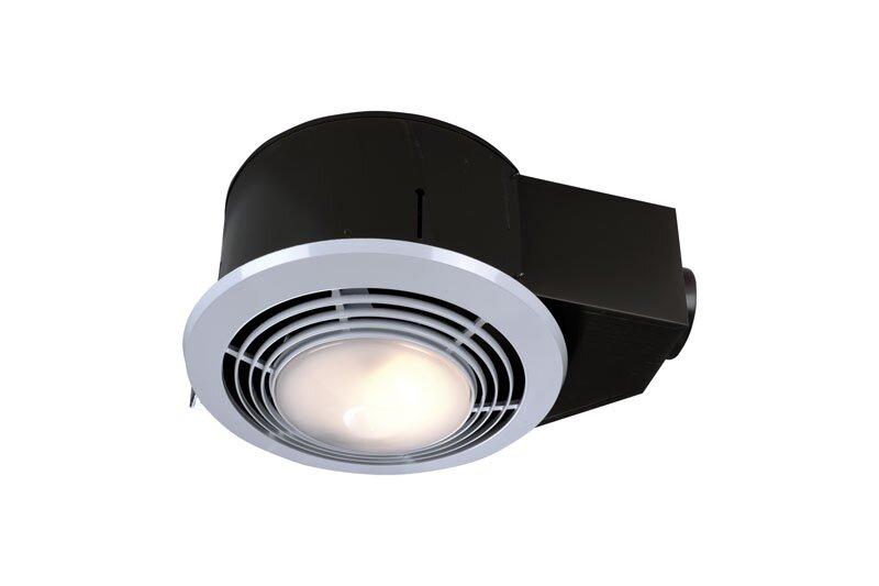 Broan 110 Cfm Bathroom Fan With Heater