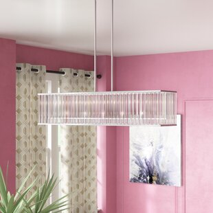 Dru Contemporary 7-Light Kitchen Island Pendant by Willa Arlo Interiors