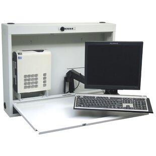 Evo Articuklating Informatics Work Station Floating Desk