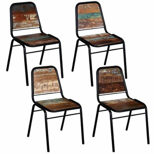 Williston Forge Bargas Dining Chairs (Set of 4)