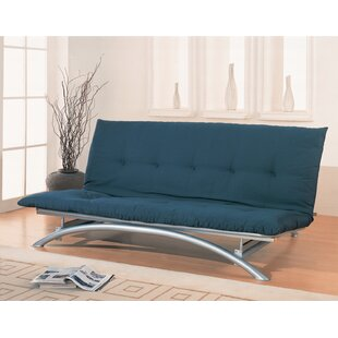 cushman futon frame futon frames you u0027ll love   wayfair  rh   wayfair