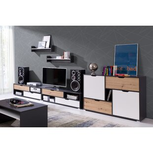 Nadide Entertainment Unit For TVs Up To 85