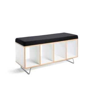 Offi Wood Storage Bench