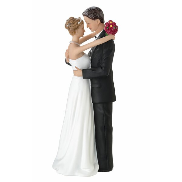 Written In The Stars Romantic Moon and Stars Wedding Cake Topper
