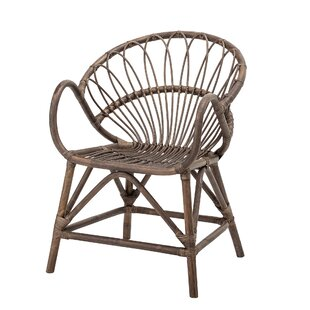 Skyler Rattan Lounge Chair By Bloomingville