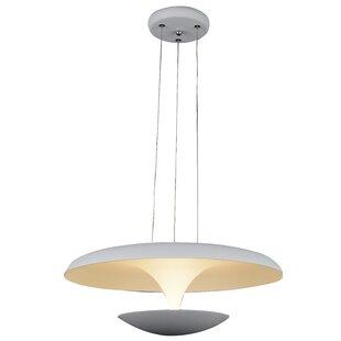CWI Lighting Aviva 1-Light LED Novelty Pe..