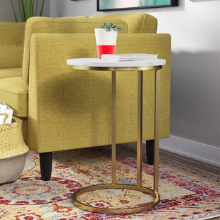 Maeve Round End Table
