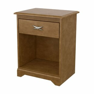 Look for Avalon 1 Drawer Nightstand by Akin