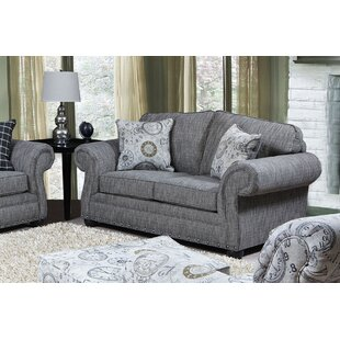 Dietrick Loveseat by Darby Home Co No Copoun