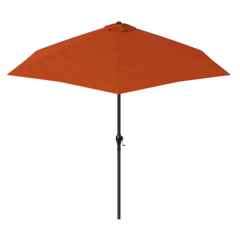 Willa Arlo Interiors 108'' Market Umbrella