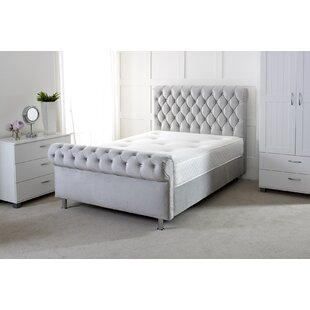 Charity Upholstered Sleigh Bed By Willa Arlo Interiors