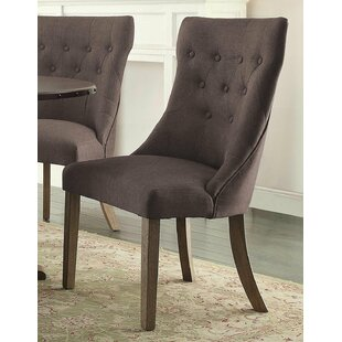 Eve Upholstered Dining Chair (Set of 2)