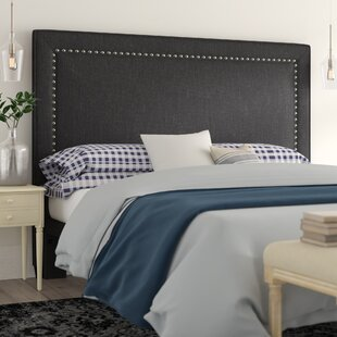 Best Reviews Agda Upholstered Panel Headboard by Birch Lane™ Heritage
