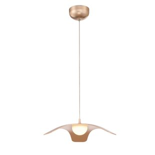 Mack & Milo Cowles 1-Light Novelty Pendant