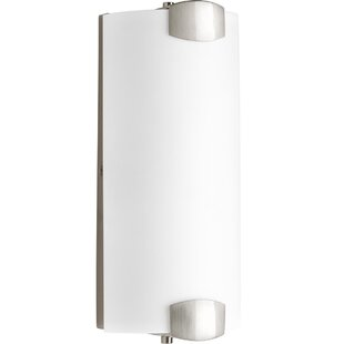 Ebern Designs Mccutchen 2-Light Bath Bar