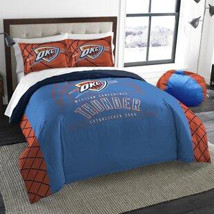 Superior NBA Reverse Slam 3 Piece Full/Queen Comforter Set