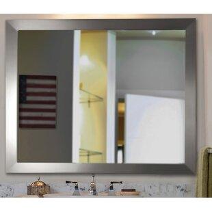 Wide Wall Mirror ByLatitude Run