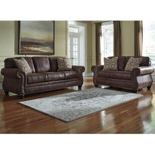 Lenny 2 Piece Living Room Set