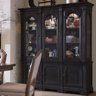 Canora Grey Monroe China Cabinet