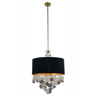 Orren Ellis Castor 3-Light Pendant