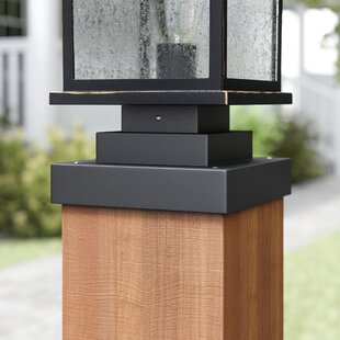 Charlton Home Desilets Mount Outdoor Pier Light Base