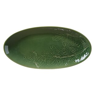 Christmas Large Serving Trays Platters You Ll Love In 2021 Wayfair