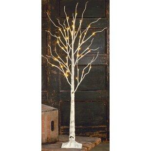 Indoor Birch Led Lighted Tree