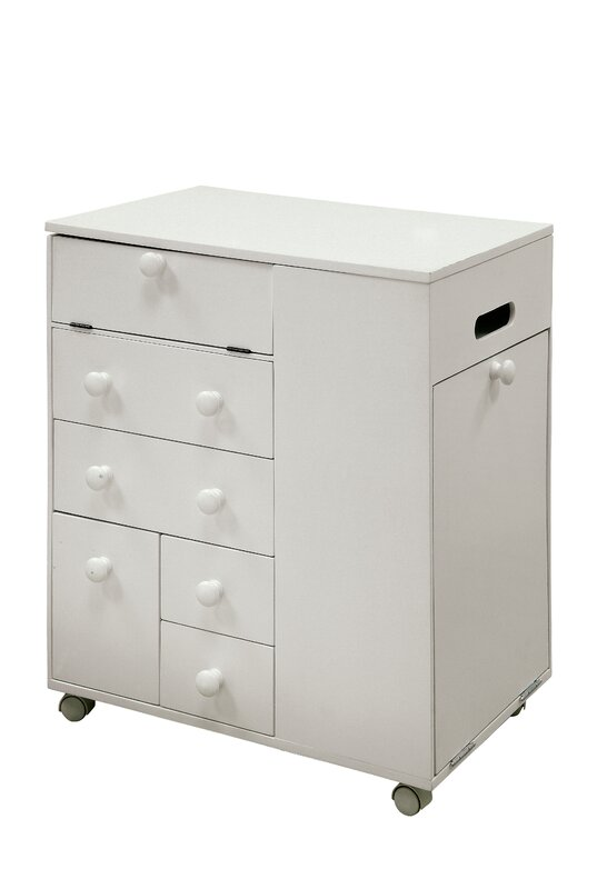 Brayden Studio Linkous Multi Storage Cabinet & Reviews | Wayfair