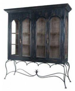 Granborough Curio Cabinet by Laurel Foundry Modern Farmhouse