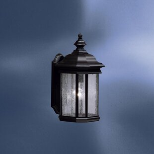 Price Check Kirkwood 1-Light Outdoor Wall Lantern By Kichler