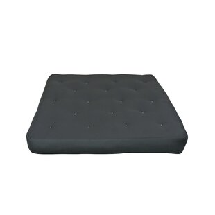 Comfort Coil 9 Cotton Loveseat Size Futon Mattress