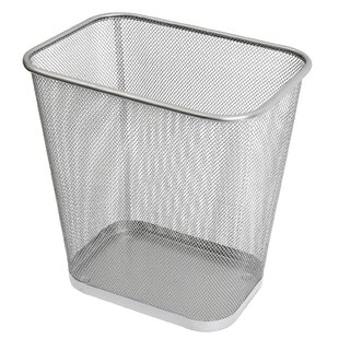 YBM Home Steel Waste Basket