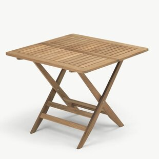 Skagerak Denmark Nautic Teak Bar Table