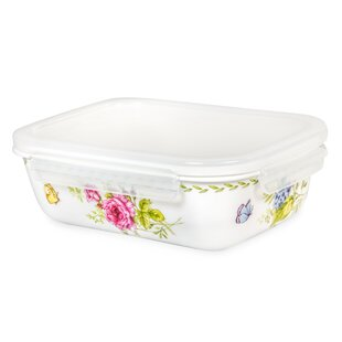 Ashley Rectangular 21 Oz. Food Storage Container