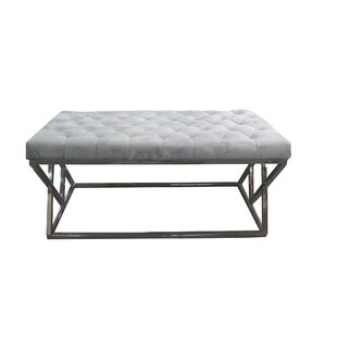 House of Hampton Munz Upholstered Bench