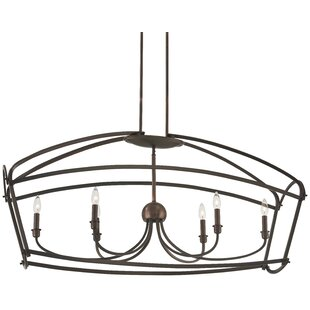 Maughan 6-Light Lantern Pendant