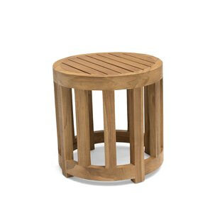 Aleigh Teak Side Table By Sol 72 Outdoor