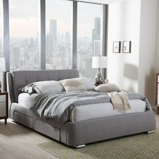 Price Check Utley Platform Bed by Orren Ellis Reviews (2019) & Buyer's Guide