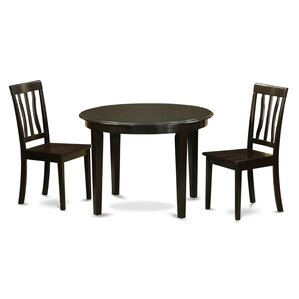 Boston 3 Piece Dining Set by Wooden Impor..