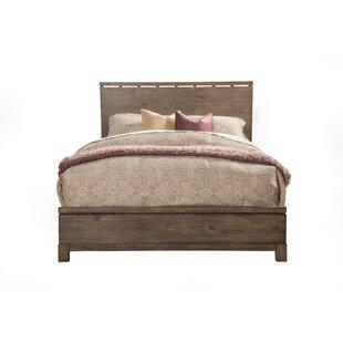 Braddock Panel Bed