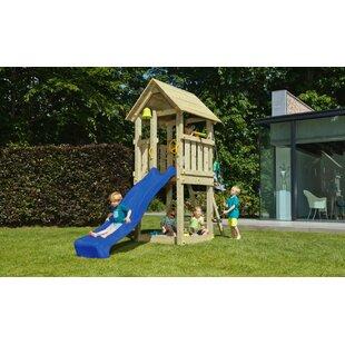 Kiosk Play Tower By Freeport Park