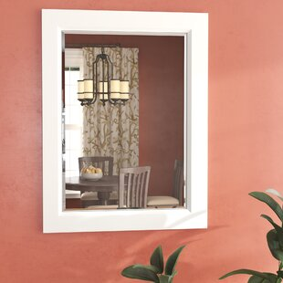 Big Save Rhee Framed Rectangle Wall Mirror By Red Barrel Studio