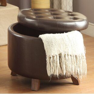 Dessens Storage Ottoman By Ebern Designs