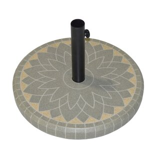 Fiberstone Umbrella Base by Wildon Home ® Comparison