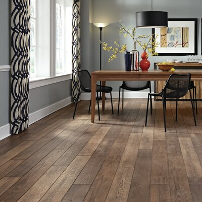 Mannington Restoration 6 X 51 X 12mm Oak Laminate Flooring In