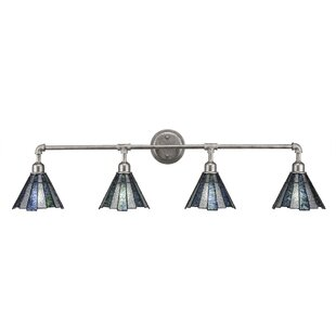 Red Barrel Studio Cranleigh 4-Light Vanity Light